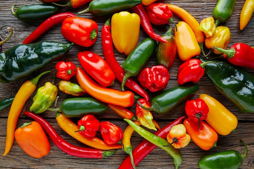 Fresh chili is effective in relieving joint pain